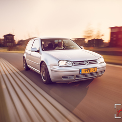 Ejoy the ride | Rigshot VW Golf GTi