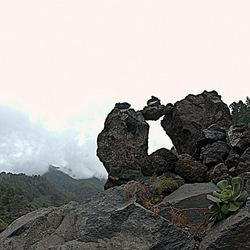 La Palma-147.Boven de wolken.