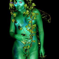 Green nymph