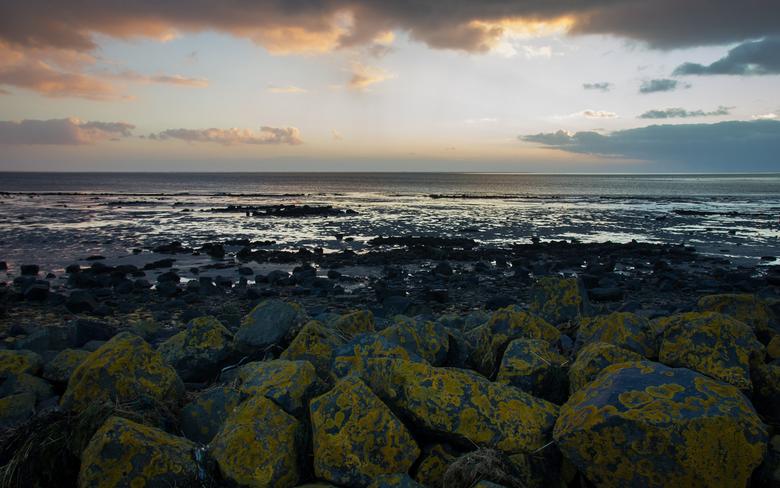 Ameland - Zonsondergang op Ameland