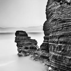 Sidari cliffs