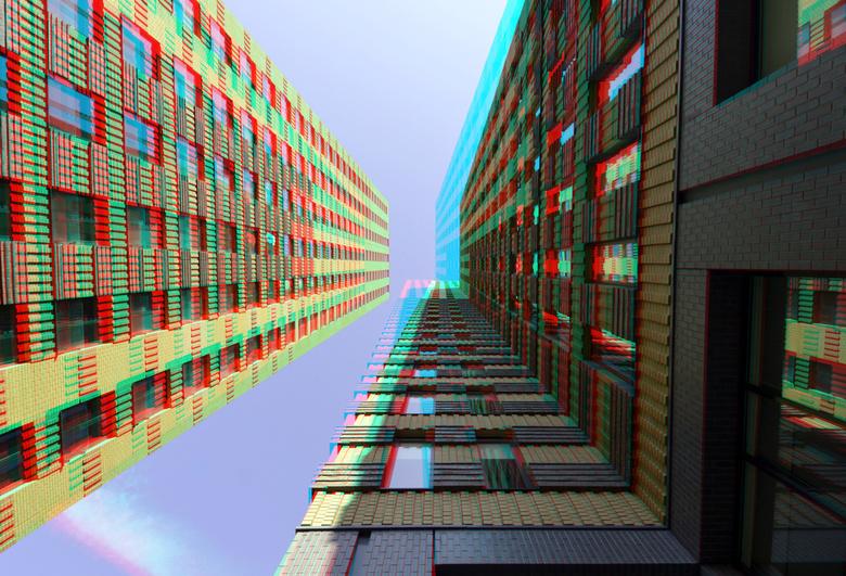 Symphony Zuidas Amsterdam 3D - Symphony Zuidas Amsterdam 3D