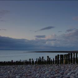 Strand bij Porlock