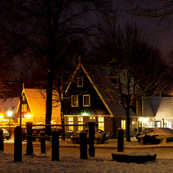 Winter in Edam (II)