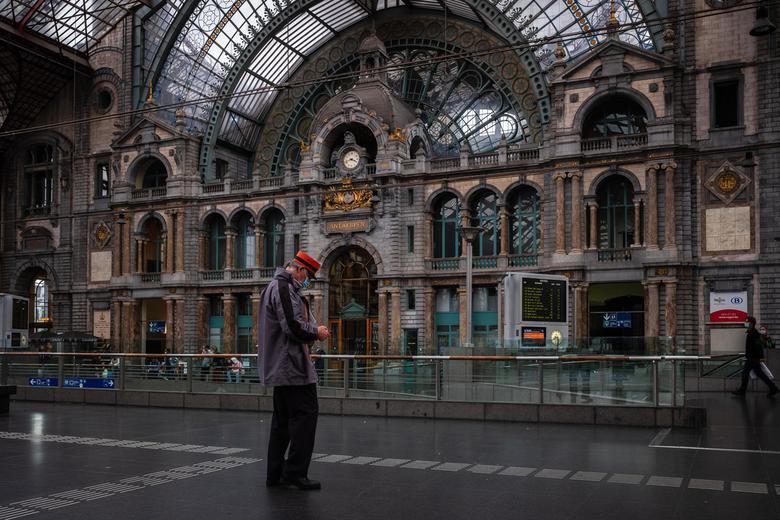 Antwerpen - Centraal Station II -