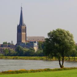 Zicht op Doesburg