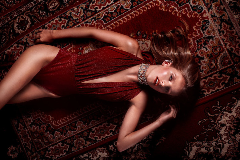 Puck - Model Puck<br /> Make-up: Fréderique Axelle Goud<br /> Styling &amp; foto: door mij