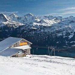 Niederhorn Zwitserland