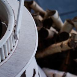 staal en hout