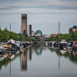 City scape Zuidergracht - Leeuwarden