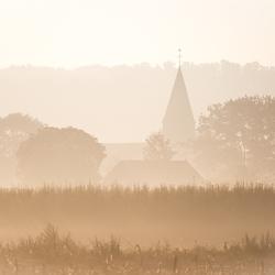 Schalkhoven in een mooie ochtend licht.
