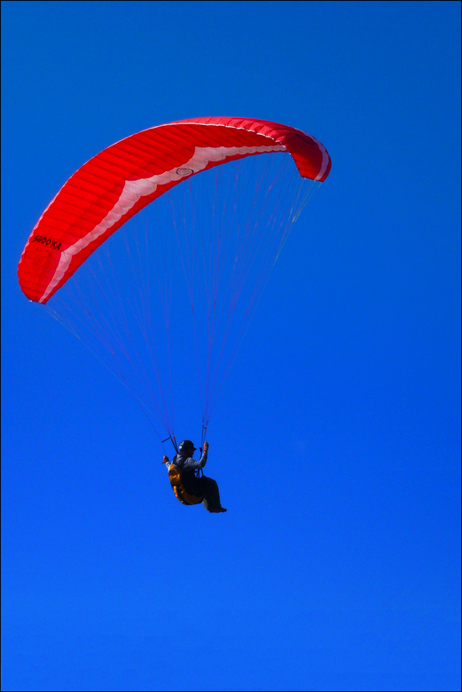 paravoile - parasailing in Frankrijk
