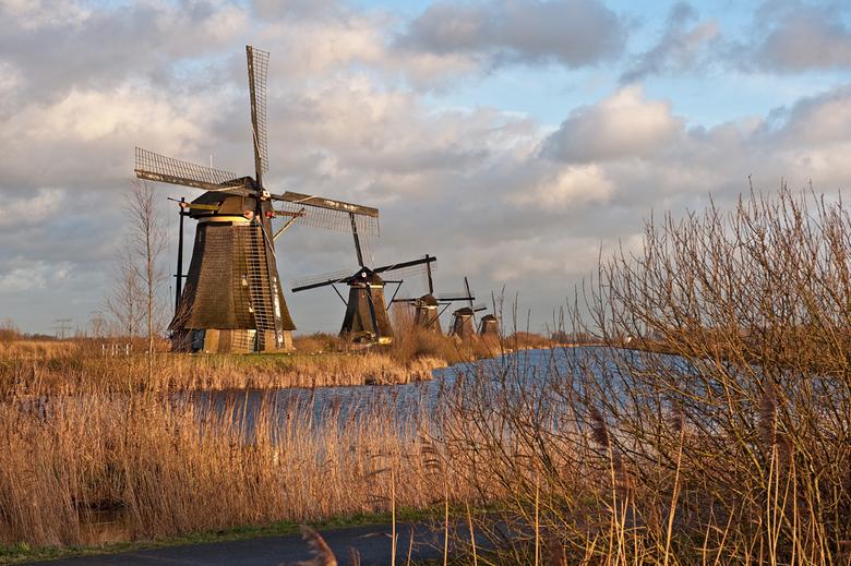 Molens Kinderdijk - DE Molens van Kinderdijk