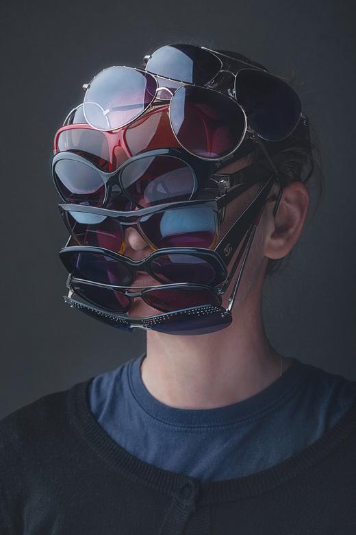 MultiFocal - Slechte voorbereiding levert soms leuke ideeën op. Geen make-up aanwezig, dus dan maar een foto waarbij make-up niet noodzakelijk is <img