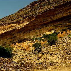 La falaise de Bandiagara