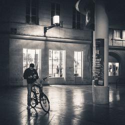 Une Nuit en Ville