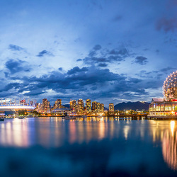False Creek - Vancouver, Canada