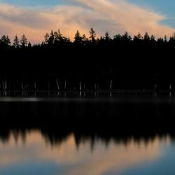 Milovy Lake symmetrie