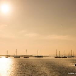 Sunset Alvor, Portugal