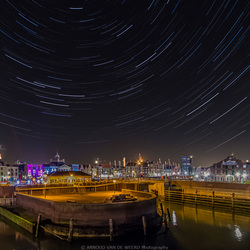 Startrail Vlissingen