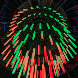 Light Dome @ Heuvel Eindhoven (Glow 2017)