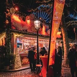 Kerstmarkt in Maastricht