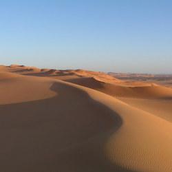 Heel veel zand!