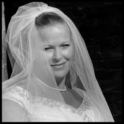 1e bruidsreportage