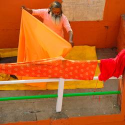 Oranje/Rood