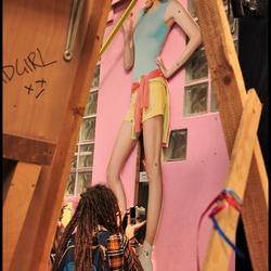 Barbie . .