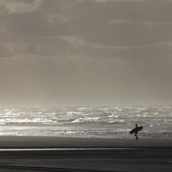 Surfer Ameland 2015
