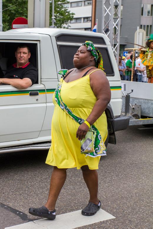 gaat goed - caribisch carnaval in Rotterdam