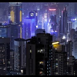 Hong Kong Blue.