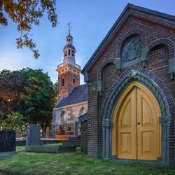 Kerk en grafkamer
