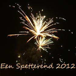 Een Spetterend 2012