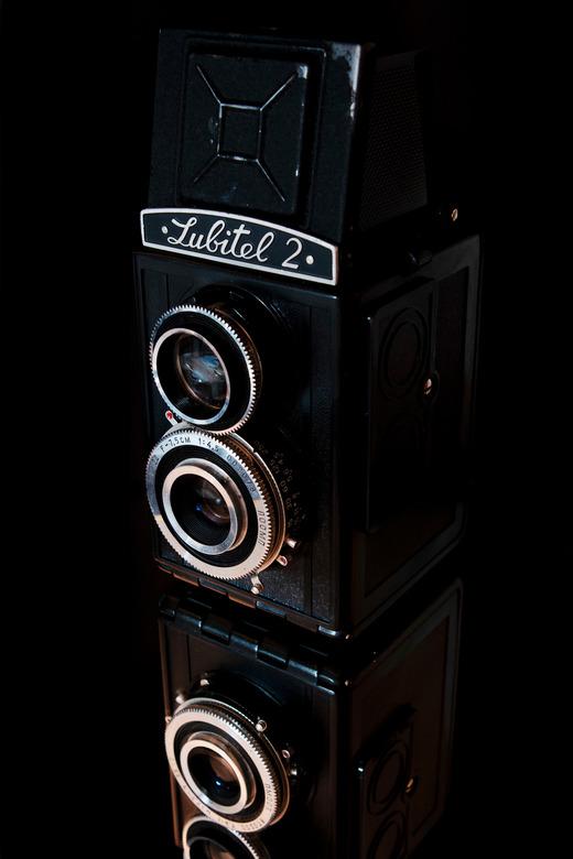 Lubitel 2 Twin Lens vintage camera - Niet mijn gewoonlijke content, maar onlangs deze aangeschaft en wilde hem graag delen!
