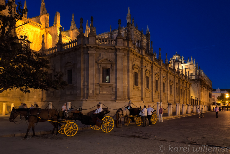 kathedraal sevilla -