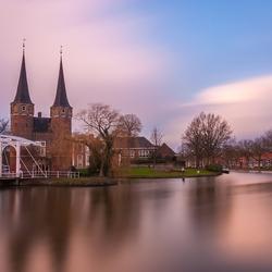Oost poort Delft