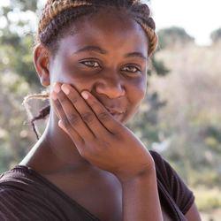 het mooiste meisje van het dorp