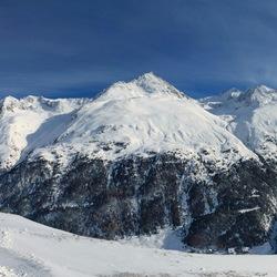 panorama Örtztaler alpen