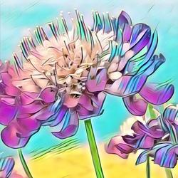 Flower art...