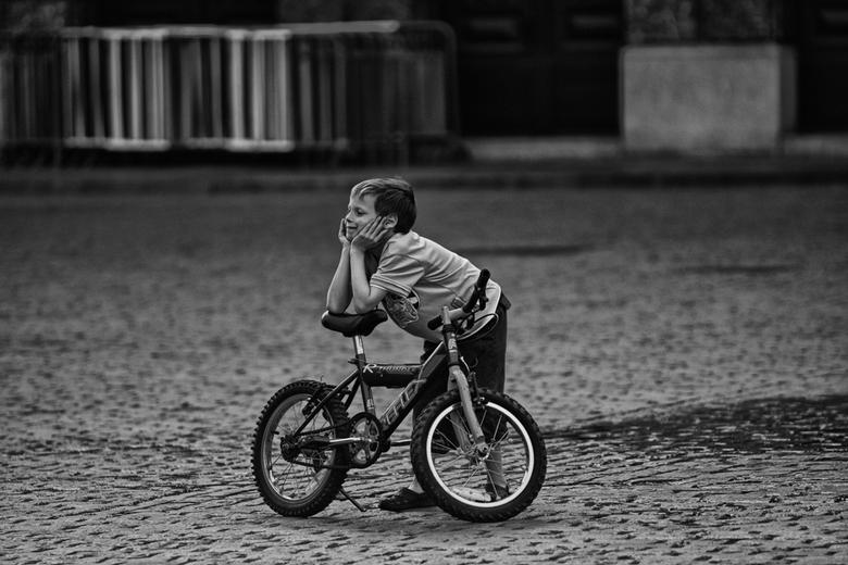 Little Boy. - kleine jongen