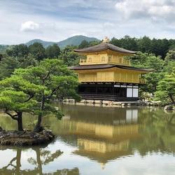 japan Kyoto Golden Palace 2018