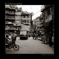 Kathmandu Crossroad