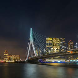 nachtelijk Rotterdam