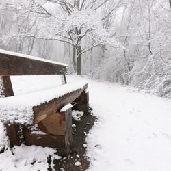 Sneeuw in Nederland!