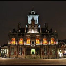 Oude Stadtshuys Delft