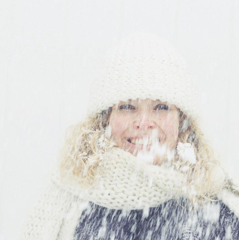 Snow fun - lol met sneeuw
