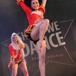 Als je blij word van dansen
