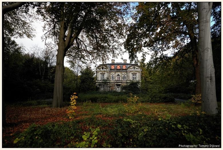 """Spookhuis Ivicke - <span style=""""font-weight:bold;""""> Spookhuis Ivicke</span><br /> <br /> Landhuis 'Ivicke' gelegen in het Landgoed Backershagen te W"""